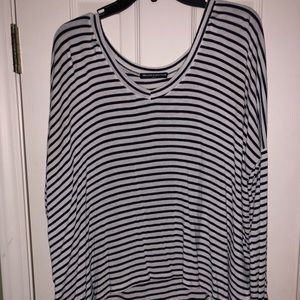 Stripped Brandy Melville Long Sleeve